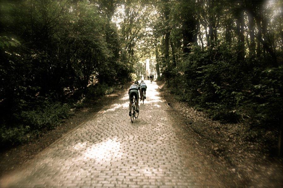 paradijs voor fietsers